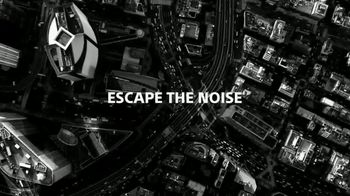 Sony True Wireless Earbuds TV Spot, 'Escape the Noise' - Thumbnail 2