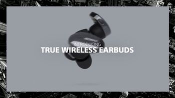 Sony True Wireless Earbuds TV Spot, 'Escape the Noise' - Thumbnail 3