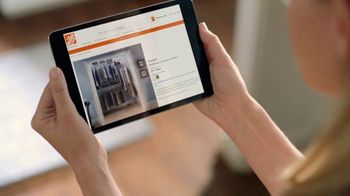 The Home Depot TV Spot, 'Storage Solutions' - Thumbnail 6