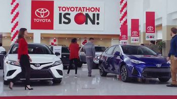 Toyota Toyotathon TV Spot, 'The Wait Is Over: 2018 RAV4' [T2] - Thumbnail 1