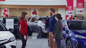 Toyota Toyotathon TV Spot, 'The Wait Is Over: 2018 RAV4' [T2] - Thumbnail 9