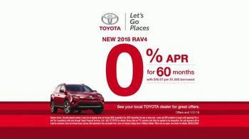 Toyota Toyotathon TV Spot, 'The Wait Is Over: 2018 RAV4' [T2] - Thumbnail 8
