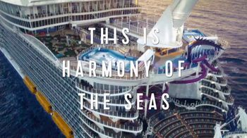 Royal Caribbean Cruise Lines TV Spot, 'Not a Vacation Factory'