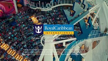 Royal Caribbean Cruise Lines TV Spot, 'Not a Vacation Factory' - Thumbnail 8