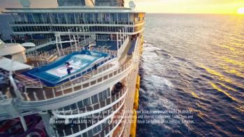 Royal Caribbean Cruise Lines TV Spot, 'Not a Vacation Factory' - Thumbnail 6