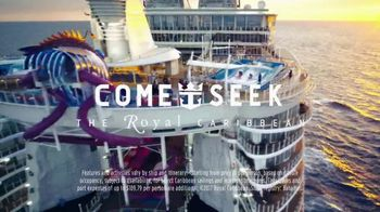 Royal Caribbean Cruise Lines TV Spot, 'Not a Vacation Factory' - Thumbnail 7