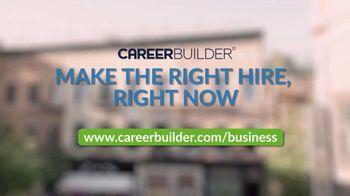 CareerBuilder.com TV Spot, 'Make the Right Hire' - Thumbnail 9