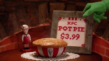 KFC Pot Pie TV Spot, 'Green Screen' - Thumbnail 10