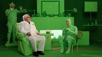 KFC Pot Pie TV Spot, 'Green Screen' - Thumbnail 9