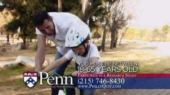University of Pennsylvania TV Spot, 'Smoker's Research Study' - Thumbnail 4
