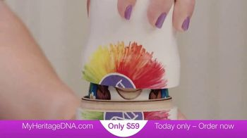MyHeritage DNA TV Spot, 'Nesting Dolls' - Thumbnail 5