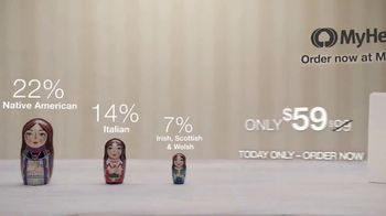 MyHeritage DNA TV Spot, 'Nesting Dolls' - Thumbnail 9