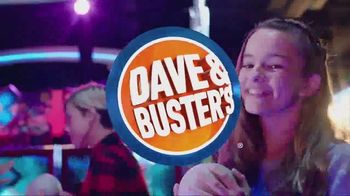Dave and Buster's TV Spot, 'Holiday Fun' - Thumbnail 2