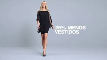 Macy's La Venta de Después de Navidad TV Spot, 'Vestidos' [Spanish] - Thumbnail 2