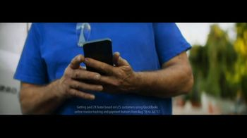 Intuit QuickBooks Smart Invoice TV Spot, 'Backing Jimmy Gallagher' - Thumbnail 7