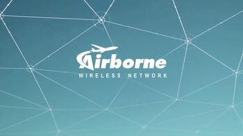 Airborne Wireless Network TV Spot, 'The Future of the Internet' - Thumbnail 10