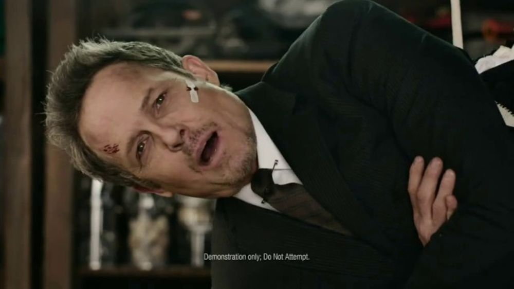 Allstate TV Commercial, 'Mayhem: Resolutions' Featuring Dean Winters - Video
