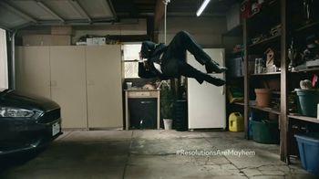 Allstate TV Spot, 'Mayhem: Resolutions' Featuring Dean Winters - Thumbnail 7