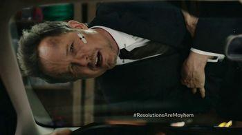 Allstate TV Spot, 'Mayhem: Resolutions' Featuring Dean Winters - Thumbnail 9