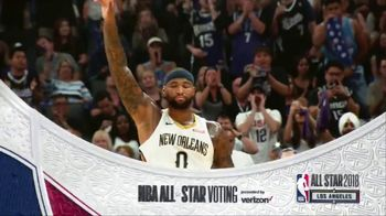2018 NBA All-Star Voting TV Spot, '2018 All-Star Game Trip for Two' - Thumbnail 4