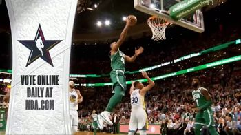 2018 NBA All-Star Voting TV Spot, '2018 All-Star Game Trip for Two' - Thumbnail 5