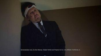 Allstate TV Spot, 'Mayhem: Home Security' Featuring Dean Winters - Thumbnail 1