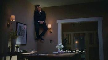 Allstate TV Spot, 'Mayhem: Home Security' Featuring Dean Winters - Thumbnail 7