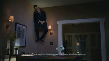 Allstate TV Spot, 'Mayhem: Home Security' Featuring Dean Winters - 2 commercial airings