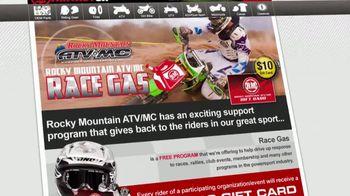 Rocky Mountain ATV/MC Race Gas Program TV Spot, 'Support the Sport' - Thumbnail 5