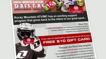 Rocky Mountain ATV/MC Race Gas Program TV Spot, 'Support the Sport' - Thumbnail 6