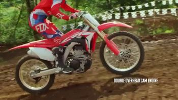 2018 Honda CRF250R TV Spot, '2018: Absolute Holeshot' - Thumbnail 3