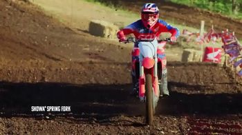 2018 Honda CRF250R TV Spot, \'2018: Absolute Holeshot\'