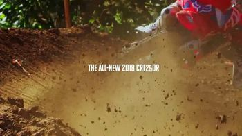 2018 Honda CRF250R TV Spot, '2018: Absolute Holeshot' - Thumbnail 6