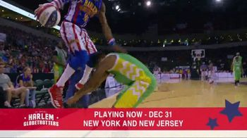 Harlem Globetrotters TV Spot, '2017 New York and New Jersey' - Thumbnail 5