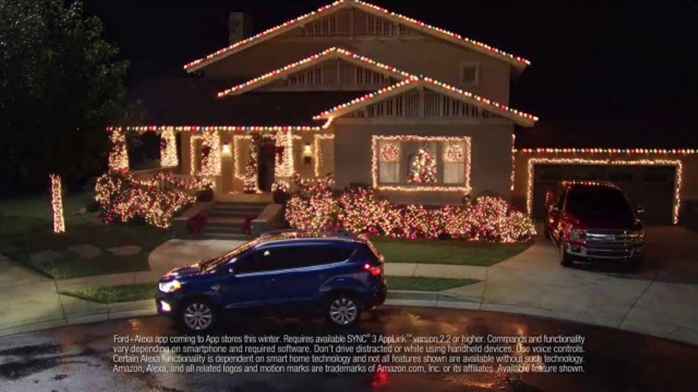 Ford Year End Sales Event Tv Commercial Welcome Home