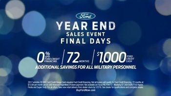 Ford Year End Sales Event TV Spot, 'Welcome Home' Song by Imagine Dragons [T2] - Thumbnail 10