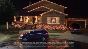 Ford Year End Sales Event TV Spot, 'Welcome Home' Song by Imagine Dragons [T2]