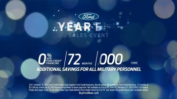 Ford Year End Sales Event TV Spot, 'Welcome Home' Song by Imagine Dragons [T2] - Thumbnail 8