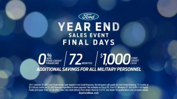 Ford Year End Sales Event TV Spot, 'Welcome Home' Song by Imagine Dragons [T2] - Thumbnail 9