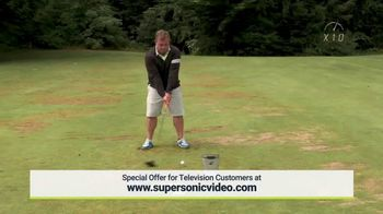 Super Sonic X10 TV Spot, 'See Your Swing Speed' - Thumbnail 7