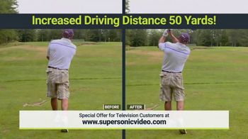 Super Sonic X10 TV Spot, 'See Your Swing Speed' - Thumbnail 8