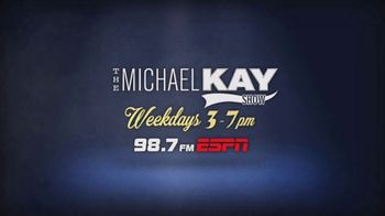 98.7 FM ESPN TV Spot, 'The Michael Kay Show: Murderer's Row' - Thumbnail 4