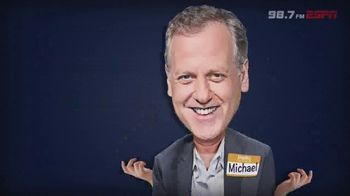 98.7 FM ESPN TV Spot, 'The Michael Kay Show: Murderer's Row' - Thumbnail 2