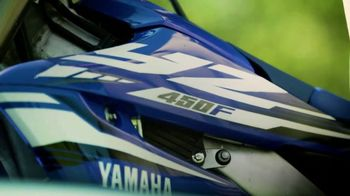 2018 Yamaha YZ450F TV Spot, 'Connected As One' - Thumbnail 3