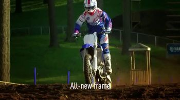 2018 Yamaha YZ450F TV Spot, 'Connected As One'