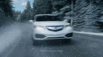 Acura Season of Performance Event TV Spot, 'Deck the Halls' [T2]