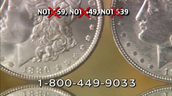 National Collector's Mint TV Spot, 'Morgan Silver Dollar: Just Located!' - Thumbnail 6