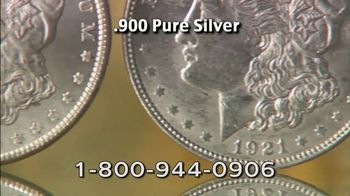National Collector's Mint TV Spot, 'Morgan Silver Dollar: Pure Silver' - Thumbnail 5
