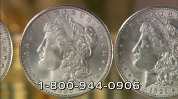 National Collector's Mint TV Spot, 'Morgan Silver Dollar: Pure Silver' - Thumbnail 6