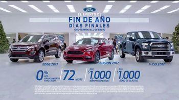 Ford El Evento Fin de Año TV Spot, 'Días finales' [Spanish] [T2] - Thumbnail 7